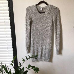 BCBG Max Azria Long Cozy Sweater
